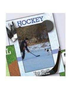 Sports Hockey Small Photoframeables Photo Frame Decal