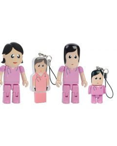 Ball USB People - Nurse