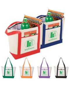 The Insulated Lighthouse Boat Tote Cooler