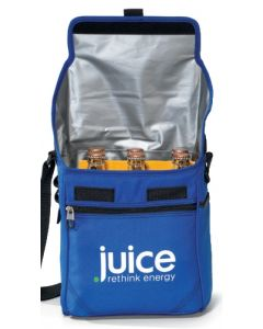 Royal Blue Octane Convertible Bottle Cooler