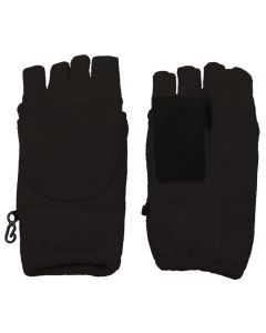 Fingerless Mitten W/Flap