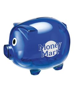 Savings Bank - Piggy Shaped