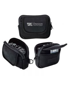 Neoprene Electronics Zippered Accessory Case