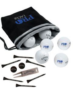 Callaway Hex Hot 6 Golf Ball Valuables Pouch