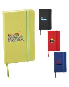 """Snap Elastic Closure Notebook (3""""x5"""")"""