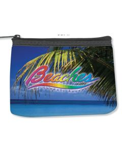 Full Color Neoprene Coin Purse
