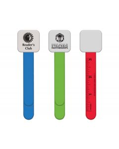 Square Bookmark (Spot Color)