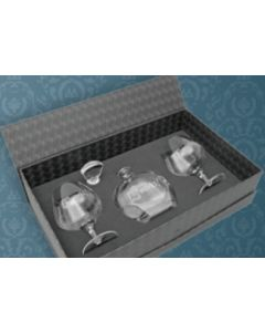 3 Piece Metropolitan Brandy Set
