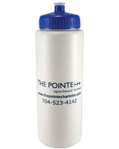 32 Oz. Sports Bottle w/ Push Pull Lid