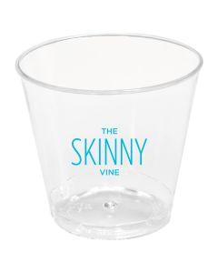 1 Oz. Clear Plastic Shot/ Sampling Cup (Express Line)