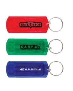 Whistle Keychain (Spot Color)