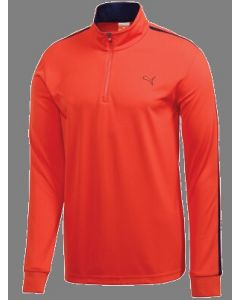 Puma Golf Longsleeve 1/4 Zip Top
