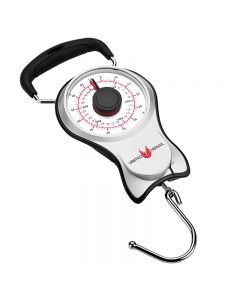 "Luggage Scale w/ 39"" Tape Measure"