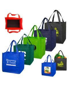 80GSM Non-Woven Grocery Tote (Ocean Shipping)
