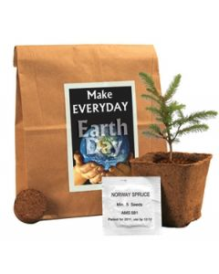 Tree-In-A-Bag Norway Spruce (Full Color Digital)