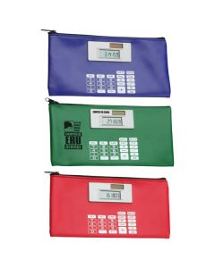 Calcu Pouch File Bag