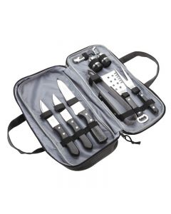 9 Piece BBQ Set w/ Lichee Compact Bag