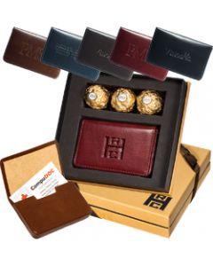 Ferrero Rocher Chocolates Soho Magnetic Card Case