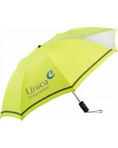 "42"" Clear View Safety Umbrella"