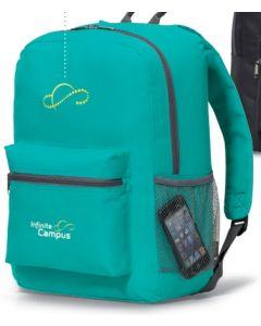 Turquoise Brooklyn Backpack