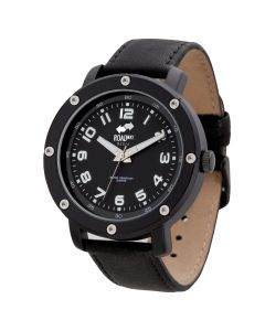 Watch Creations Unisex Watch w/ Contrast Dial Features