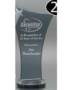 Large Soaring Star Award