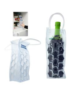 Gel Wine Tote (Direct Import - 10 Weeks Ocean)