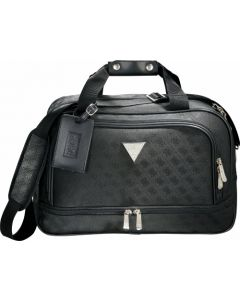 Guess Signature Travel Compu Tote