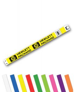 "Tyvek Wristbands (10""x1"")"