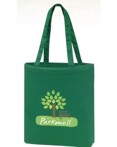 eGREEN Color Canvas Tote Bag (Promotional)