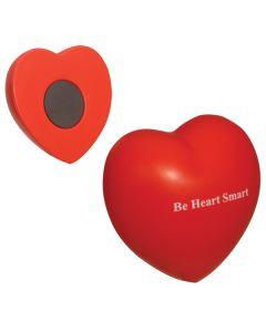Valentine Heart Stress Reliever Magnet