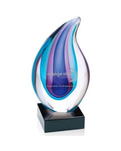 Jaffa Aurora Art Glass Award