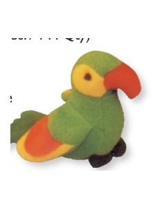 Wee Beans 200 Series Parrot