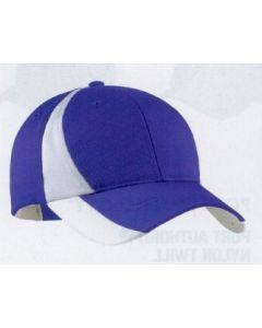 Sport Tek Adult Dry Zone Nylon Colorblock Cap