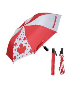 Folding Canada Umbrella (Printed)