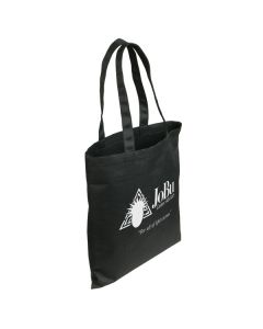 Gulf Breeze Recycled P.E.T. Tote Bag (Black)