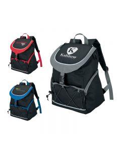 PEVA Lined Backpack Cooler