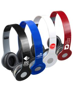 Folding Style Headphones Headset (Ocean Shipping)