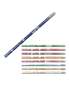 Glisten Design Pencil (Spot Color)