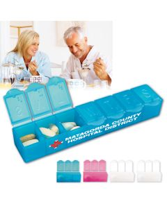 Vita-Med Keeper 7-Day Pill Reminder Box