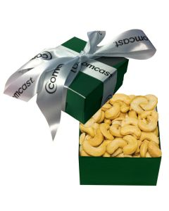 The Classic Green Cashews Box