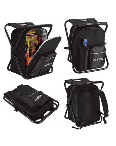 Backpack Cooler & Chair Combo