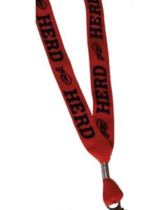 "1"" One-Ply Cotton Lanyard"