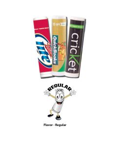 Regular Premium Lip Balm in White Tube