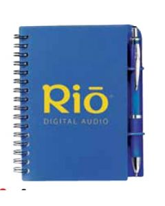 Scripto Sticky Notes Jr. Journal Bundle Set w/ Pen
