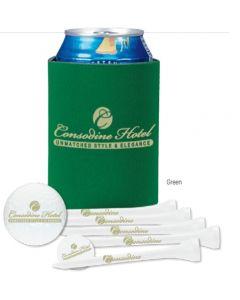 Collapsible RCC Koozie Deluxe Golf Event Kit - Callaway Warbird 2.0