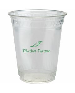 7 Oz. Greenware Cup (Offset Line)