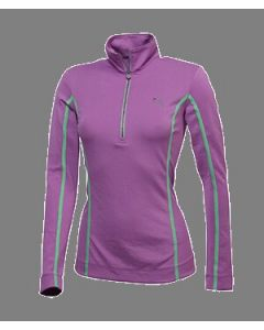 Puma Ladies Golf Monoline 1/4 Zip Top
