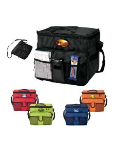 Collapsible 18 Can Cooler Bag