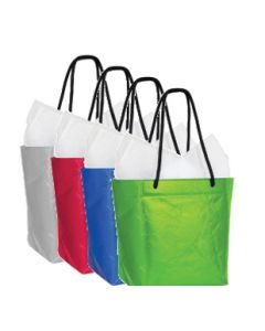 Metallic Gift Tote Bag - Small